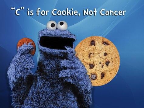 "Team ""Cookie or Cancer? Walk of Hope November 4, 2012"