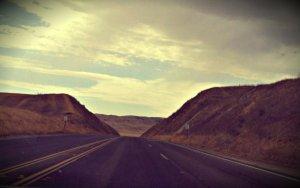 """http://mizmeliz.com """"Straight Path"""" on Miz Meliz' Journey, photo by Melissa Reyes copyright 2012"""