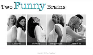 two funny brains