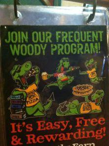 Woodstock Pizza