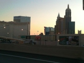 Beautiful Las Vegas Strip