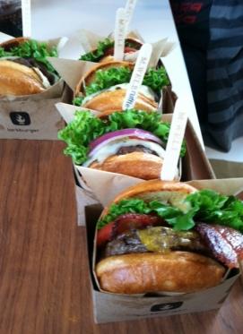 Larkburgers