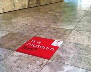 Is a museum fun? Yes!